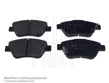 Kit de plaquettes de frein, frein à disque - BLUE PRINT - ADZ94233
