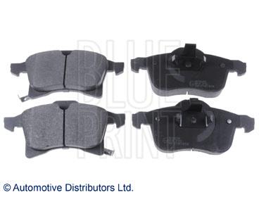Kit de plaquettes de frein, frein à disque - BLUE PRINT - ADZ94240