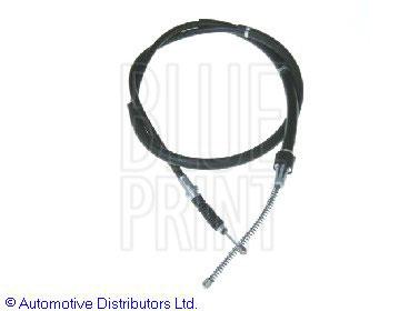Tirette à câble, frein de stationnement - BLUE PRINT - ADZ94619