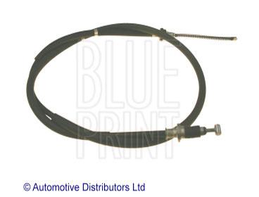 Tirette à câble, frein de stationnement - BLUE PRINT - ADZ94647