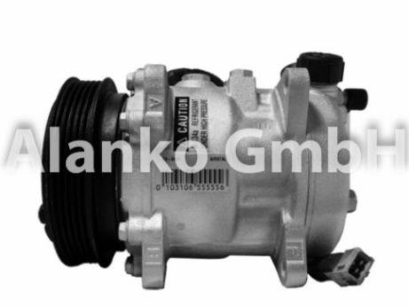 Compresseur, climatisation - TSR - TSR-550001