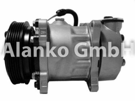 Compresseur, climatisation - TSR - TSR-550002
