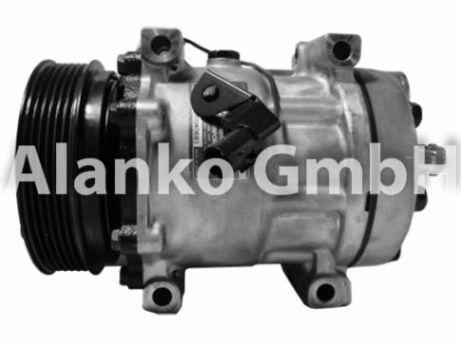 Compresseur, climatisation - TSR - TSR-550004