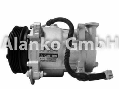 Compresseur, climatisation - TSR - TSR-550005