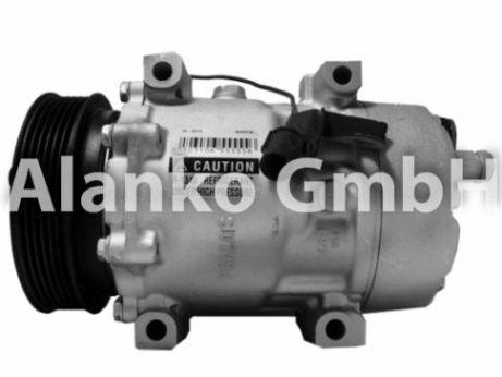 Compresseur, climatisation - TSR - TSR-550010