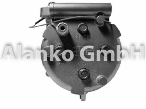 Compresseur, climatisation - TSR - TSR-550011