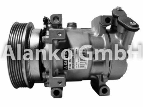Compresseur, climatisation - TSR - TSR-550016
