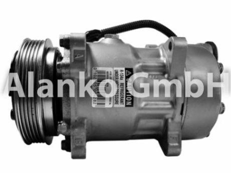 Compresseur, climatisation - TSR - TSR-550018