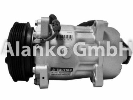 Compresseur, climatisation - TSR - TSR-550022