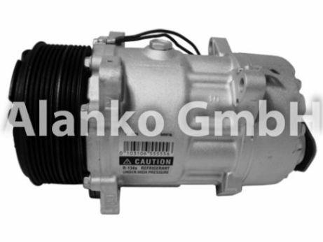 Compresseur, climatisation - TSR - TSR-550026