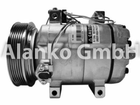 Compresseur, climatisation - TSR - TSR-550031