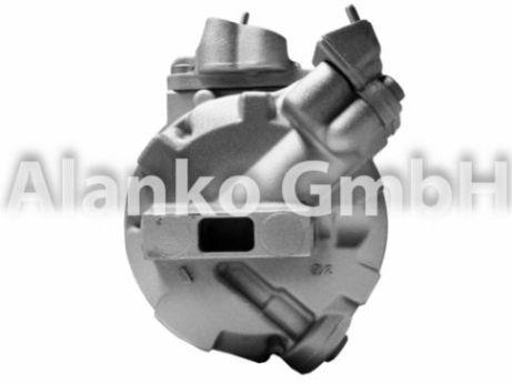Compresseur, climatisation - TSR - TSR-550034
