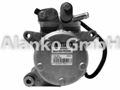 Compresseur, climatisation - TSR - TSR-550036