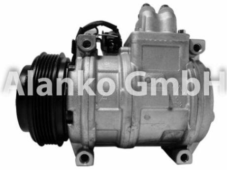 Compresseur, climatisation - TSR - TSR-550050
