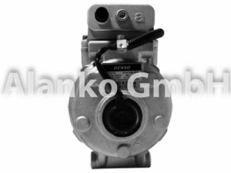Compresseur, climatisation - TSR - TSR-550051