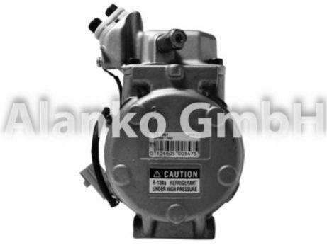 Compresseur, climatisation - TSR - TSR-550054