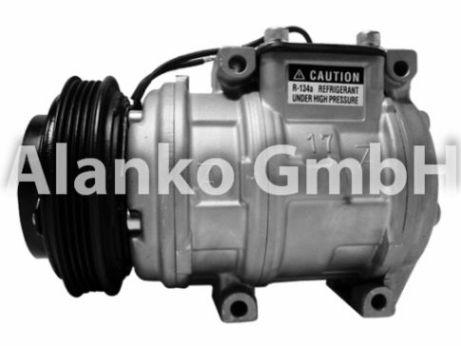 Compresseur, climatisation - TSR - TSR-550056