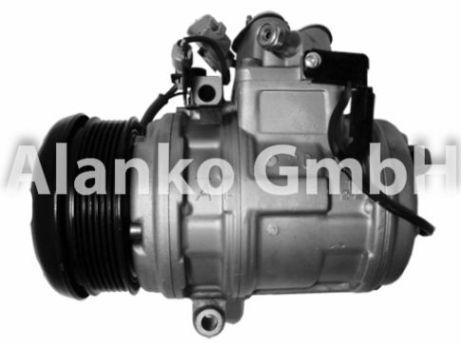 Compresseur, climatisation - TSR - TSR-550058