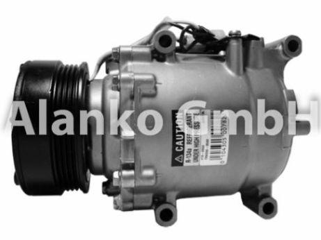 Compresseur, climatisation - TSR - TSR-550060