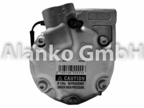 Compresseur, climatisation - TSR - TSR-550078