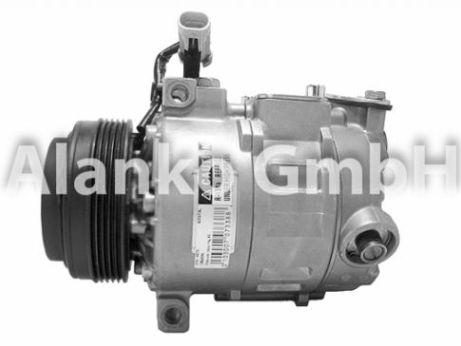 Compresseur, climatisation - TSR - TSR-550079