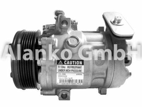 Compresseur, climatisation - TSR - TSR-550088