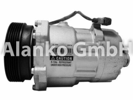 Compresseur, climatisation - TSR - TSR-550090