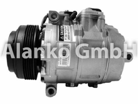 Compresseur, climatisation - TSR - TSR-550099