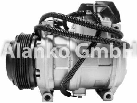 Compresseur, climatisation - TSR - TSR-550101