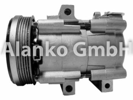 Compresseur, climatisation - TSR - TSR-550108