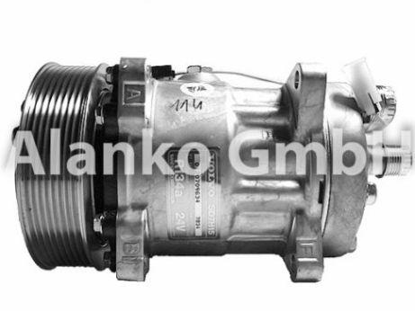 Compresseur, climatisation - TSR - TSR-550114