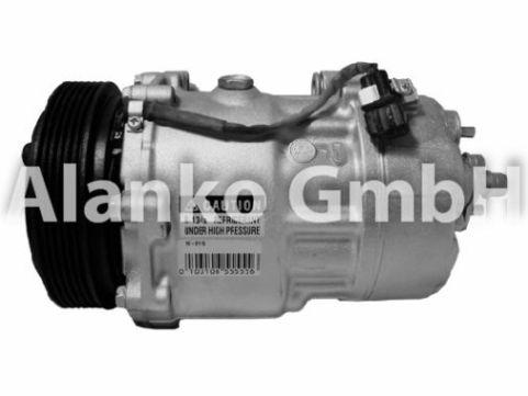 Compresseur, climatisation - TSR - TSR-550115