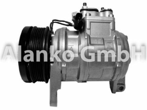Compresseur, climatisation - TSR - TSR-550118