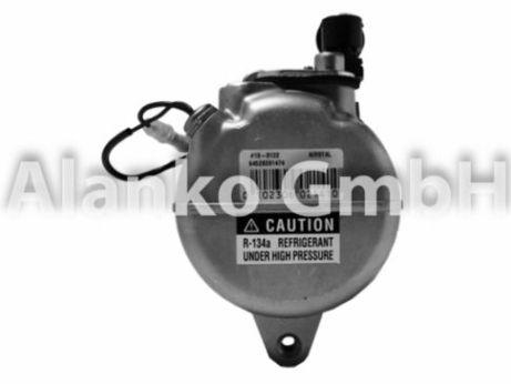Compresseur, climatisation - TSR - TSR-550122