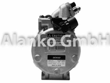 Compresseur, climatisation - TSR - TSR-550135