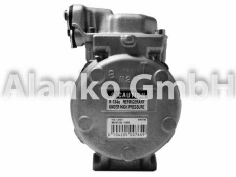 Compresseur, climatisation - TSR - TSR-550147