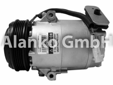 Compresseur, climatisation - TSR - TSR-550151