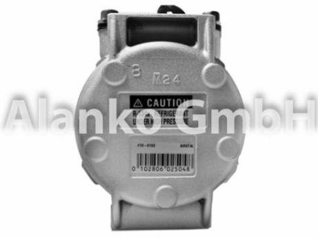 Compresseur, climatisation - TSR - TSR-550160