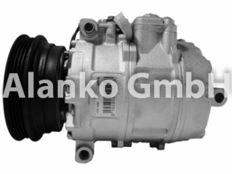Compresseur, climatisation - TSR - TSR-550163