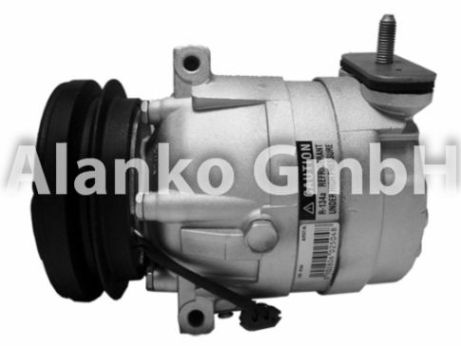 Compresseur, climatisation - TSR - TSR-550164