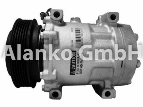 Compresseur, climatisation - TSR - TSR-550184