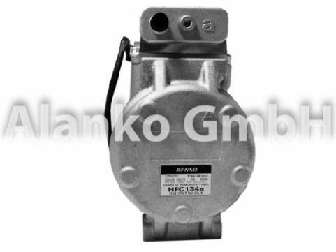 Compresseur, climatisation - TSR - TSR-550192