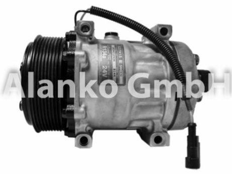 Compresseur, climatisation - TSR - TSR-550197