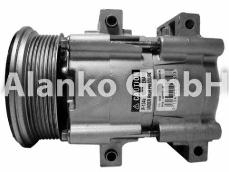 Compresseur, climatisation - TSR - TSR-550200