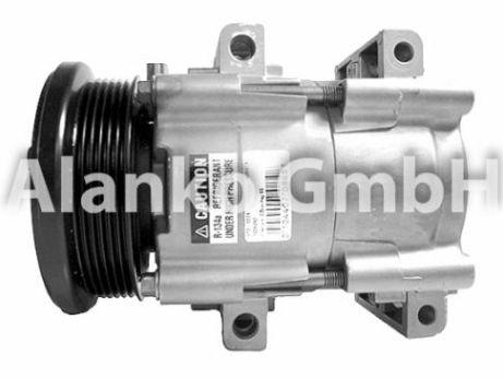 Compresseur, climatisation - TSR - TSR-550224