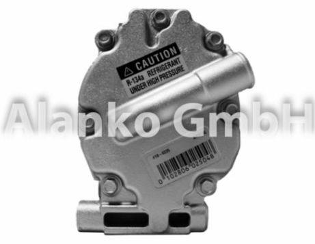 Compresseur, climatisation - TSR - TSR-550225