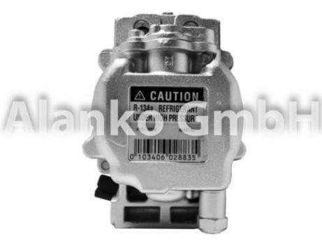 Compresseur, climatisation - TSR - TSR-550236