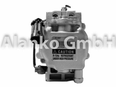 Compresseur, climatisation - TSR - TSR-550237