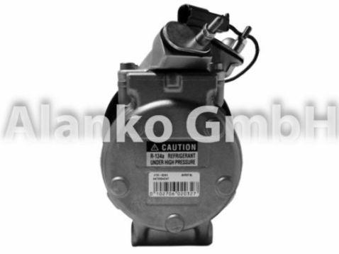 Compresseur, climatisation - TSR - TSR-550241