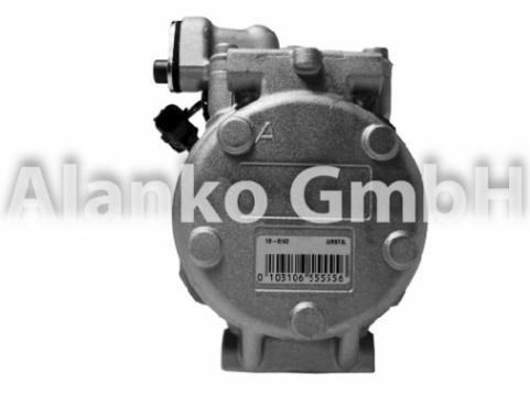 Compresseur, climatisation - TSR - TSR-550242